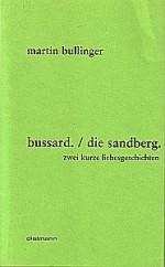 bussard. /die sandberg.