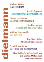 Verlagsvorschau 2018/19