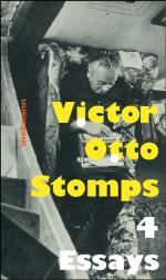 Victor Otto Stomps als Schriftsteller 4